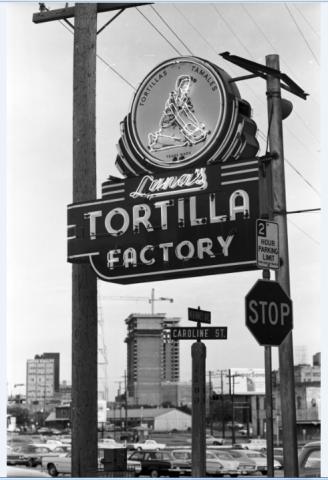 1969 Luna Tortilla