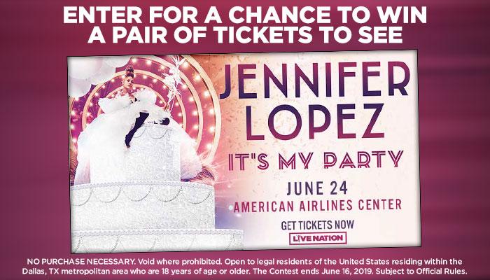 Jennifer Lopez_RD Dallas KBFB_May 2019