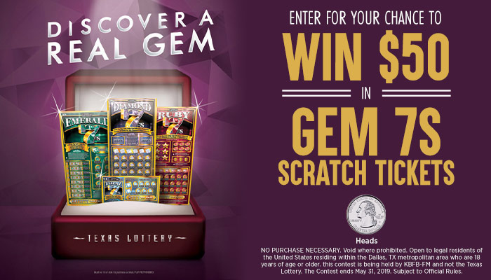 Texas Lottery Multiplier Sweepstakes