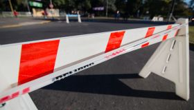 Barrier On Road