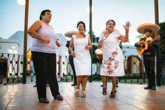 Senior Group Reunion Celebration in Mexico