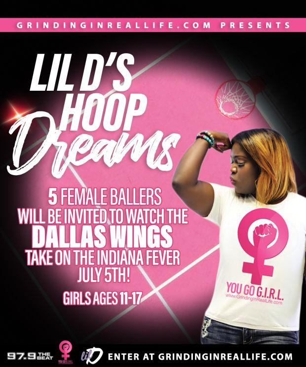 lilD's Hoop Dreams