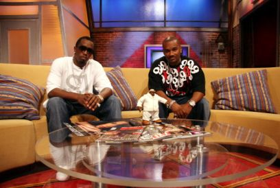 Sean Diddy Combs Visits Rap City - July 31, 2006