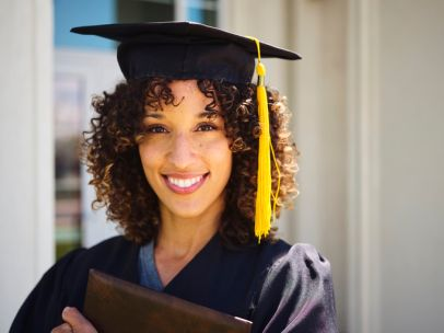 Adult Student Graduate