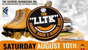 kayotik Back To School Skate Party