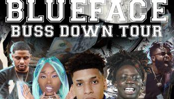 Blueface Concert