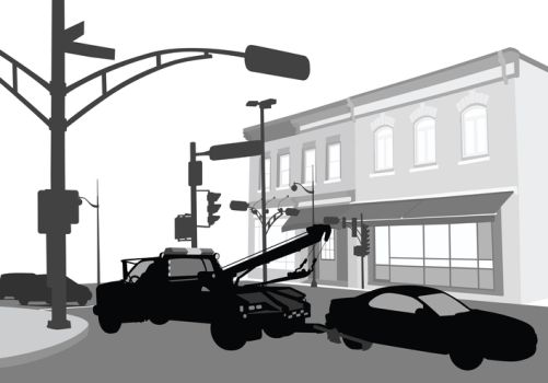 Tow Truck City
