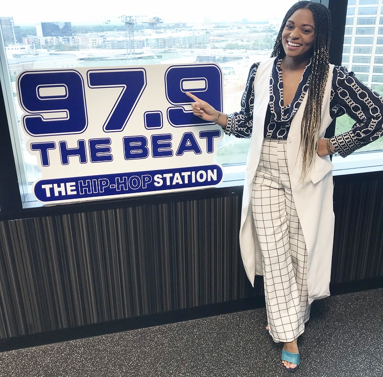 She Represents - Deonna McGary And Jazze Radio-Chica