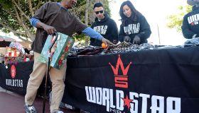 WSHH's 3rd Annual Skid Row Xmas