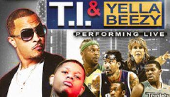 Big3 Basketball Game