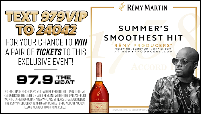 Remy Martin Producers Event | 97 9 The Beat