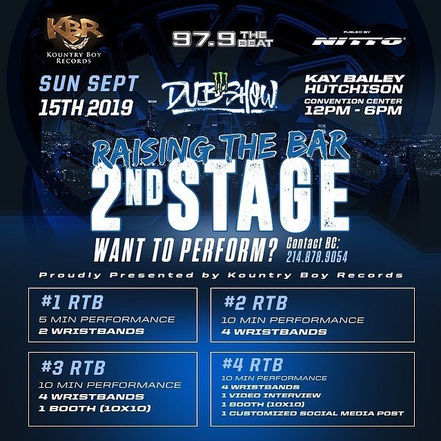 Car Show 2nd Stage