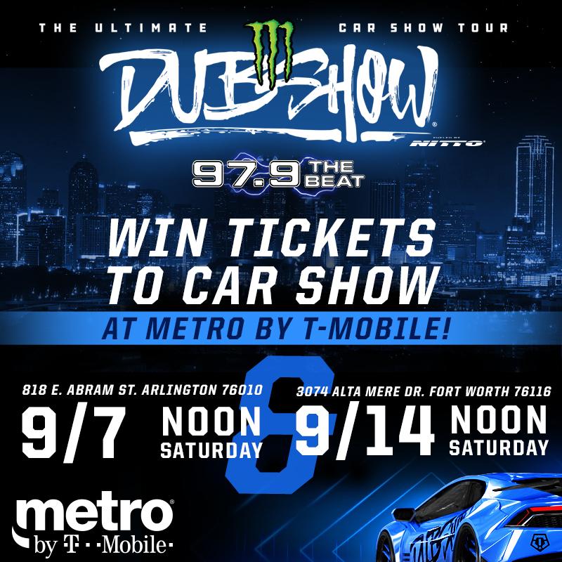 Metro PCS Dub Car Show