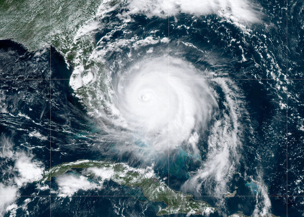 Florida Remains On Alert As Hurricane Dorian Nears Atlantic Coast
