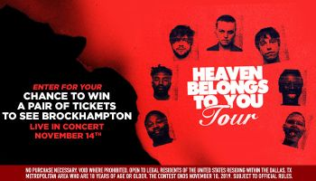 Brockhampton Online Contest_RD Dallas KBFB_September 2019
