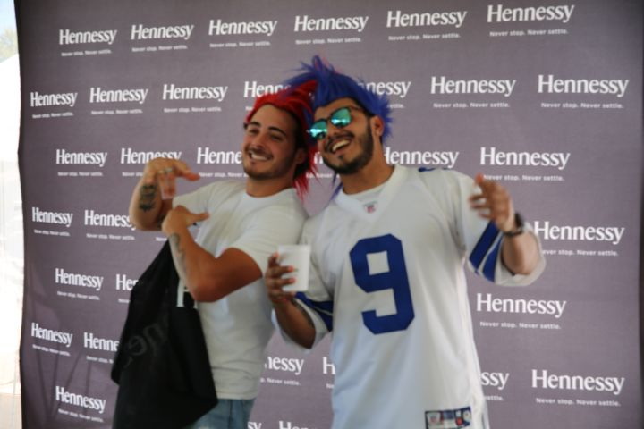 Hennesy Tailgate Party