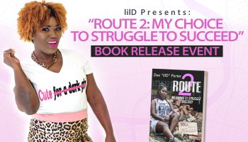 lilD Book Release Event Dallas