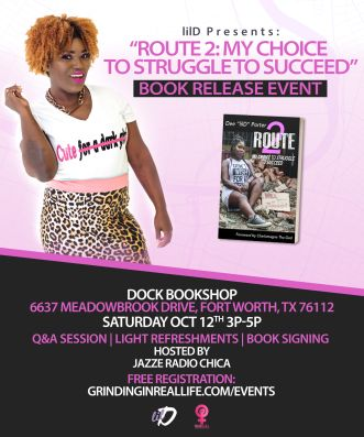 lilD Book Release Event and Book Signing Fort Worth