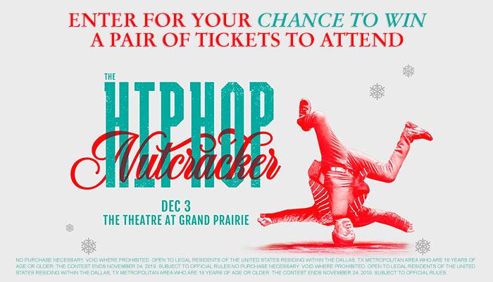 The Hip Hop Nutcracker Contest