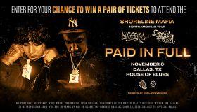 Shoreline Mafia Online Contest