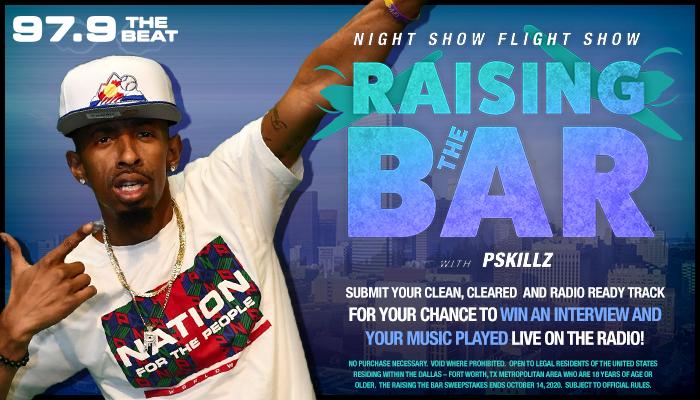 Night Show Flight Show Raising The Bar_RD Dallas KBFB_October 2019