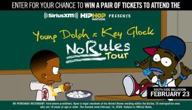 Local: No Rules Tour Online Contest_RD Dallas KBFB_October 2019