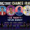 Chance the Rapper Online Contest_RD Dallas KBFB_October 2019