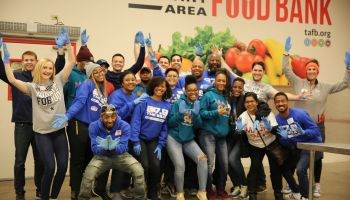 Radio One Dallas Day of Giving