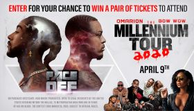 Local: Millenium Tour Online Contest_RD Dallas KBFB_December 2019