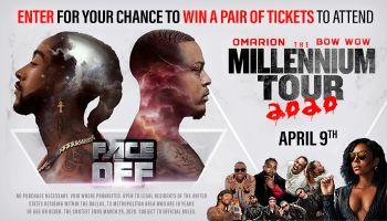Local: Millenium Tour Online Contest_RD Dallas KBFB_December 2019