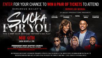 Local: Sucka For You Online Contest_RD Dallas_February 2020
