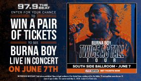 Burna Boy Online Contest