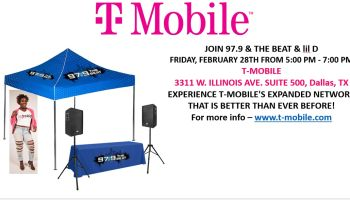 T-Mobile Experience T-Mobile's Expanded Network