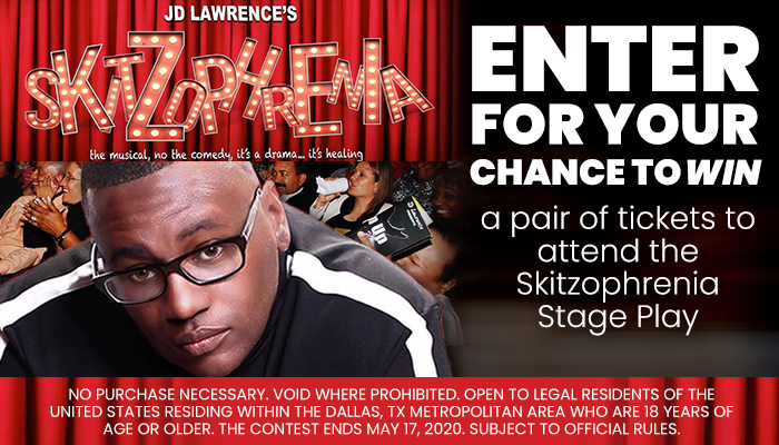 The Skitzophrenia Stage Play contest