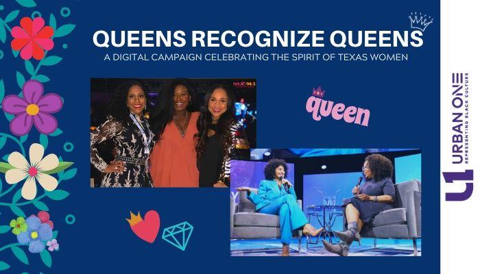 Queens Recognize Queens