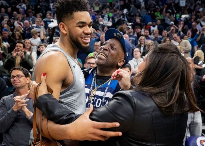 Jacqueline Towns, Mother of NBA Star Karl-Anthony Towns