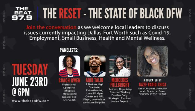 The Reset- State of Black DFW