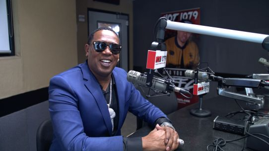 Master P Hot 107.9 with Reec