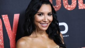 Naya Rivera arrives at the Los Angeles Premiere Of Roadside Attraction's 'Judy' held at the Samuel Goldwyn Theater at the Academy of Motion Picture Arts and Sciences on September 19, 2019 in Beverly Hills, Los Angeles, California, United Sta