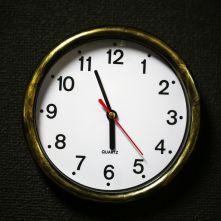 Quartz clock May 30, 2020 17:55:24