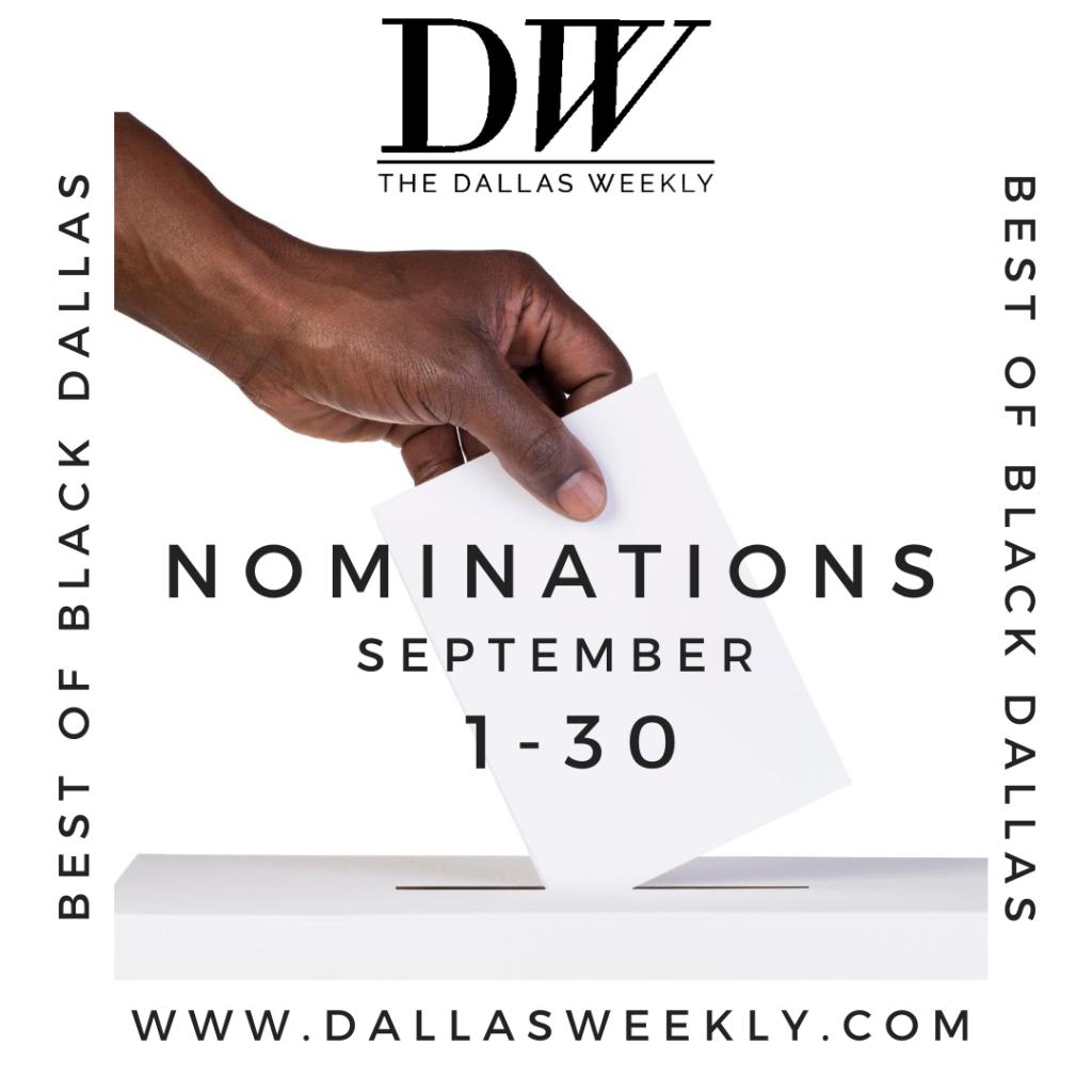 Dallas Weekly Best Of Black Dallas 2020