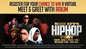 Mike Epps Hip Hop Party- Dallas_RD Dallas KZMJ_October 2020